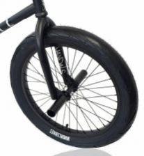 Vandals Bike Co Opona Bmx 20 Black Ceny I Opinie Ceneo Pl