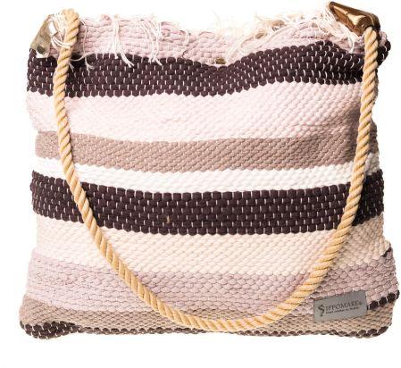 Klasyczna torebka Podhale Regionals b886 natural