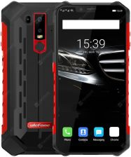 """Ulefone Armor 6E 4G Phablet - EU Version Red"""