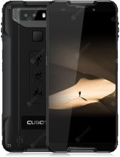 """Cubot Quest 5.5 inch 4G Sports Phablet Rugged - Black"""