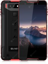"""CUBOT QUEST 5.5 inch 4G Phablet -  Red"""