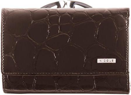 9793af8e1cbd6 Wittchen Średni portfel damski z kolekcji Signature czarny - Ceny i ...
