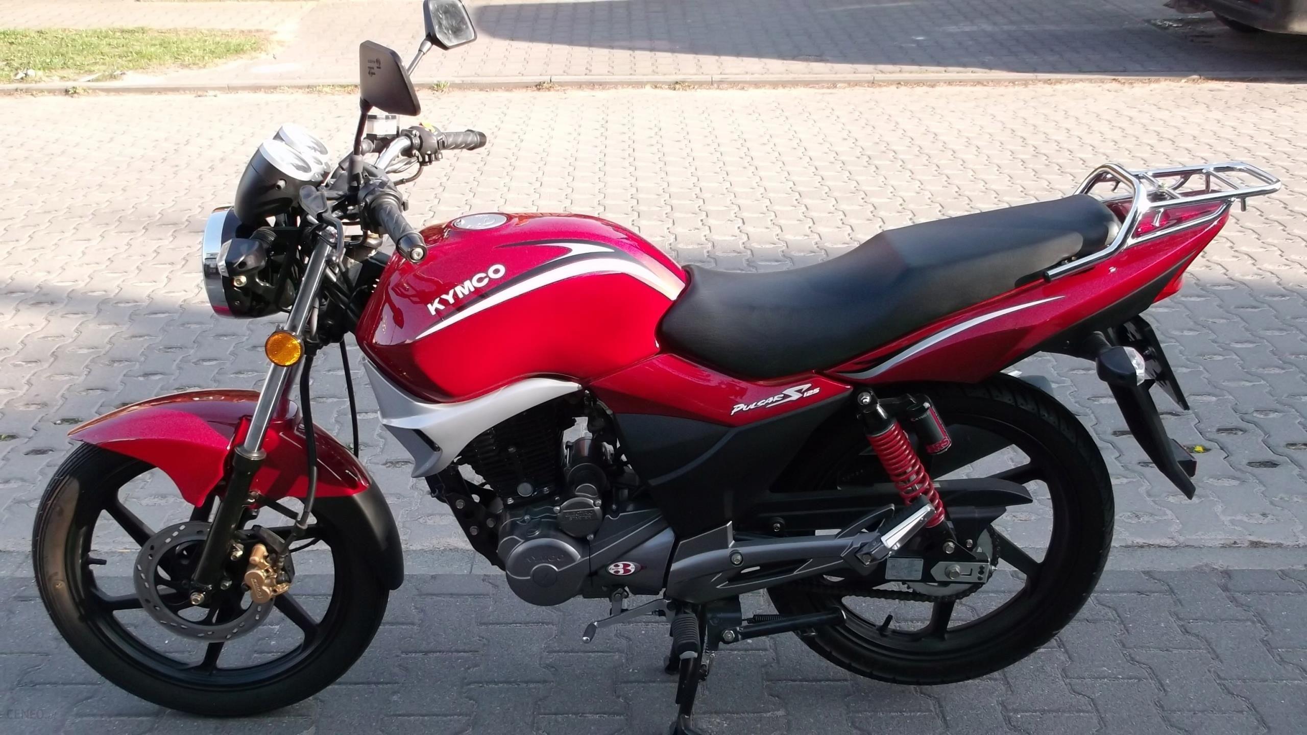 Motocykl Kymco 125 Ccm Opinie I Ceny Na Ceneo Pl