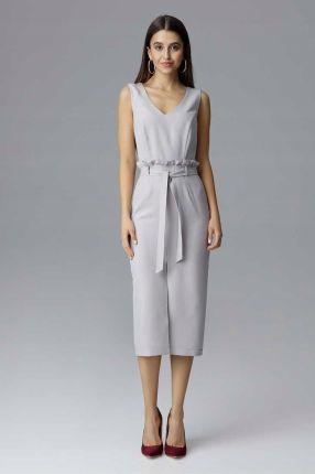 25bbc7cda7 Beżowa Sukienka ATYLIA Plus Size Koronka - beżowy - Ceny i opinie ...