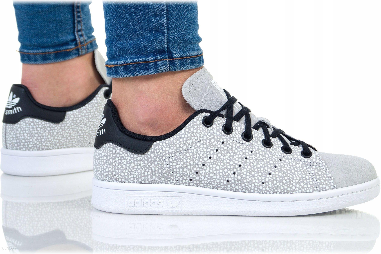 szukać sprzedaż najlepiej sprzedający się Buty Adidas Damskie Stan Smith J DB2870 Szare - Ceny i opinie - Ceneo.pl