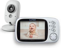 Ilumen Niania Elektroniczna Z Kamerą I Monitorem Cam-S3