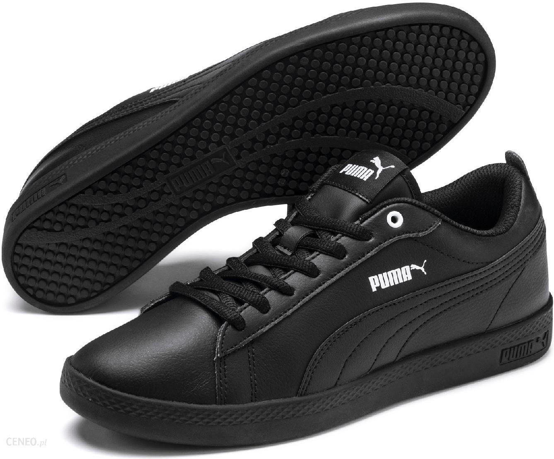 Puma damskie buty Smash Wns V2 SD Black Black 37 Ceny i opinie Ceneo.pl