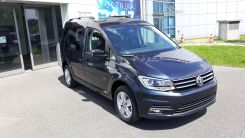 Volkswagen Caddy DSG Navi LED Nowy Demo Dealer VW