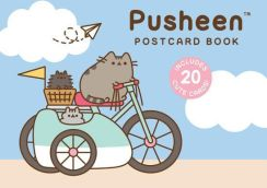 Pusheen Postcard Book (Belton Claire)