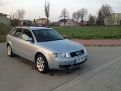 Audi A4 B6 Avant 19tdi Jasna Skóra Bogata Wersj Opinie I Ceny