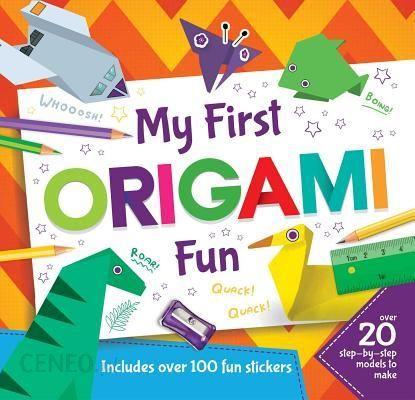 3D Origami Fun! - Martyn Stephanie | Książka w Sklepie EMPIK.COM | 400x415