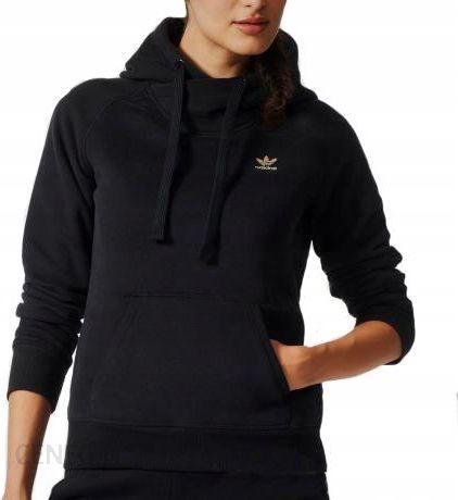 bluza damska adidas czarna m