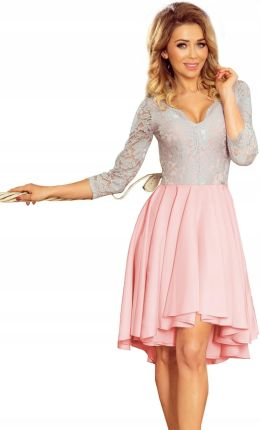 301129c0e4 sukienka wieczorowa koronka rozkloszowana wesele L Allegro