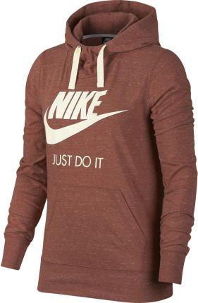 b16c9df7869b5a Bluza damska Sportswear Gym Vintage Hoodie Nike (zielona) - Ceny i ...