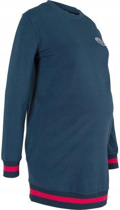4200a641 Długi sweter ciążowy czarny 32/34 Xxs/xs 933531 - Ceny i opinie ...