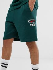 Puma Cell Pack shorts in green - Green