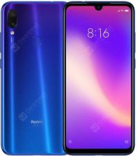 """Xiaomi Redmi Note 7 4G Phablet Global Version 3GB RAM -  Blue"""