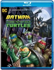 Batman vs. Teenage Mutant Ninja Turtles [Blu-Ray]