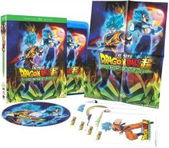 Dragon Ball Super The Movie: Broly [Blu-Ray]