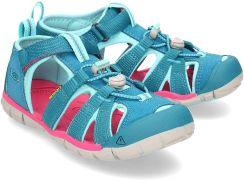 83ae902f Keen Seacamp II CNX - Sandały Dziecięce - 1020695 - Niebieski