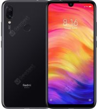 """Xiaomi Redmi Note 7 4G Phablet Global Version 3GB RAM -  Black"""