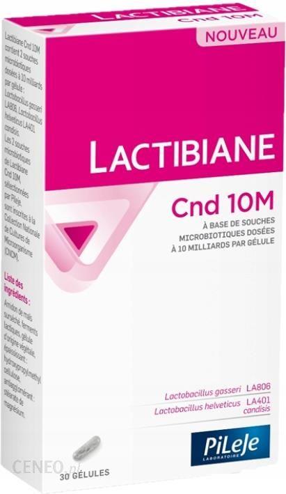 Pileje Lactibiane Cnd 10 M Probiotyk 30 kaps