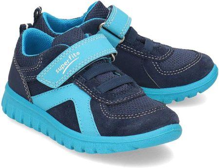 big sale 416ee 0a8a5 Superfit Sport7 Mini - Sneakersy Dziecięce - 4-09192-80