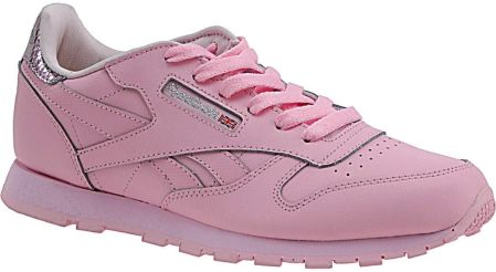 Reebok Classic Leather Metallic BD5898 pink, kids, size