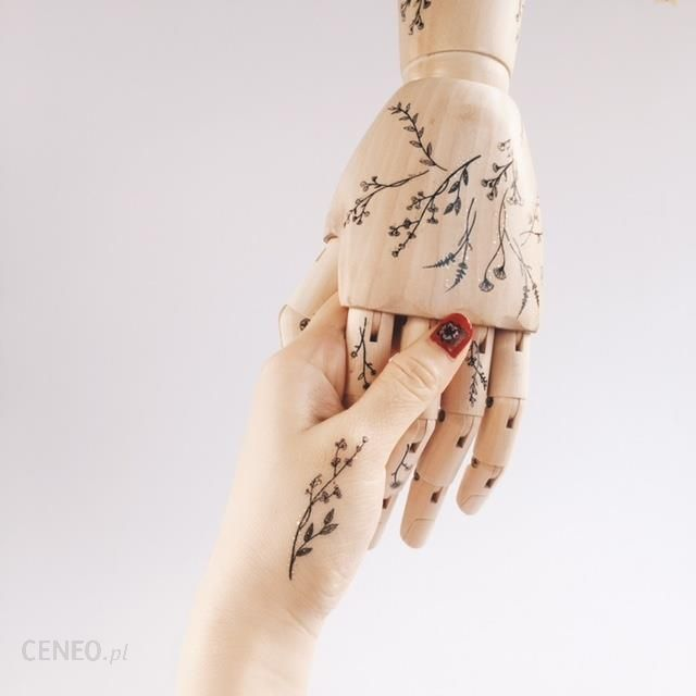 Dziki Kwiat Tatuaż Naklejany Paperself Zegarki Ceny I Opinie Ceneopl