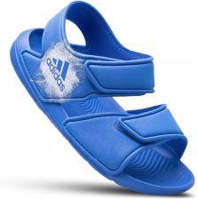 d5507a7f Sandały Dziecięce adidas sandałki rzepy Altaswim Allegro