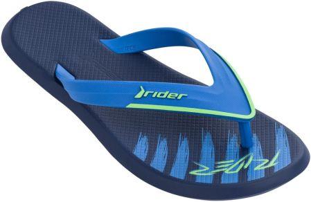 caf875186ad17 Rider niebieskie japonki męskie R1 Ultra Ad Blue/Green - 39/40