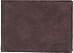 a5fda43dec053 Quiksilver Portfel męski Slim Vintage Chocolate