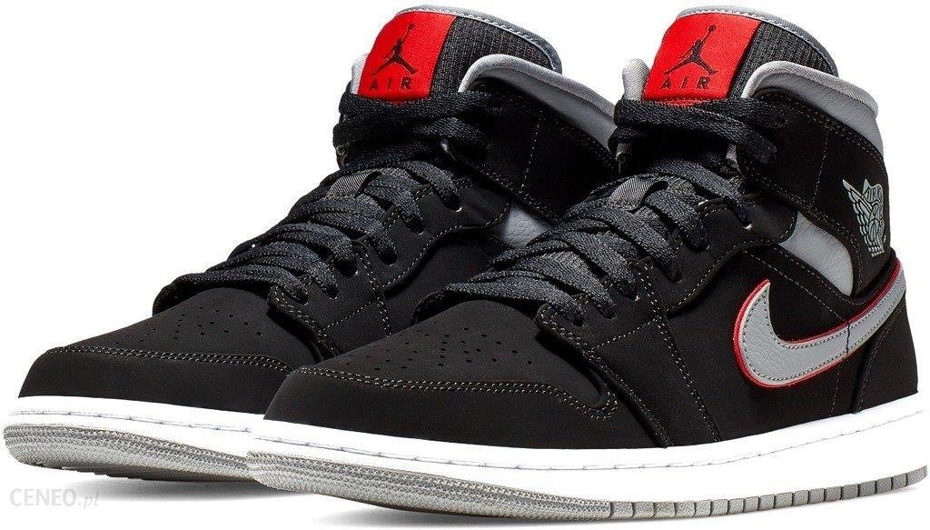 Buty męskie sneakersy Nike Air Jordan 1 Mid 554724 060