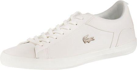 7eb16c1310e9e Podobne produkty do Reserved - Białe sneakersy - Biały. LACOSTE Trampki  niskie 'Lerond 119 4 ...