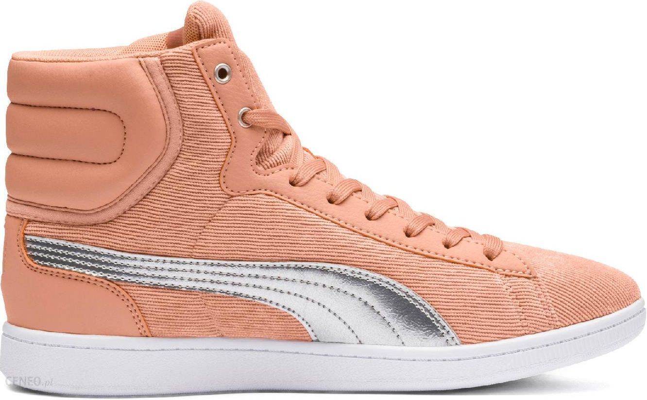 Puma Vikky Mid Cord Dusty Coral Sil 37,5 Ceny i opinie Ceneo.pl