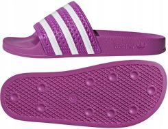 923fc28469f2b Różowe klapki na basen adidas Originals 42 Allegro