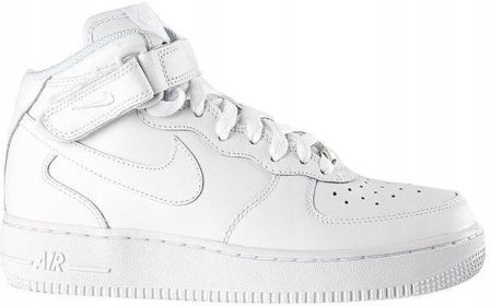 ca0c95e924bbef Buty Nike Białe Air Force 1 MID 314195-113 R. 39 - Ceny i opinie ...