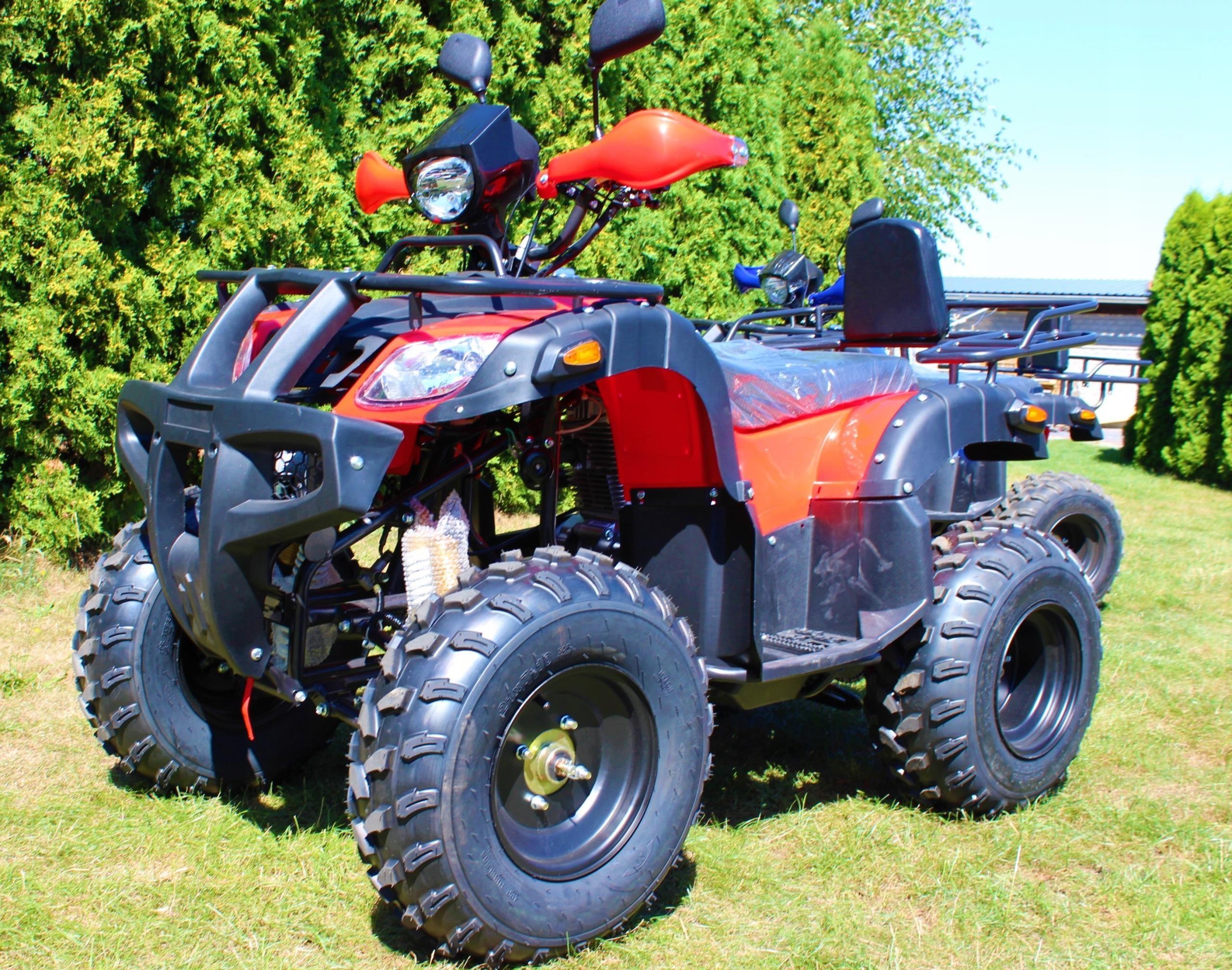 Quad 250 Cc Big Hummer 2019 Kola 10 Wyciagarka Opinie I Ceny Na Ceneo Pl