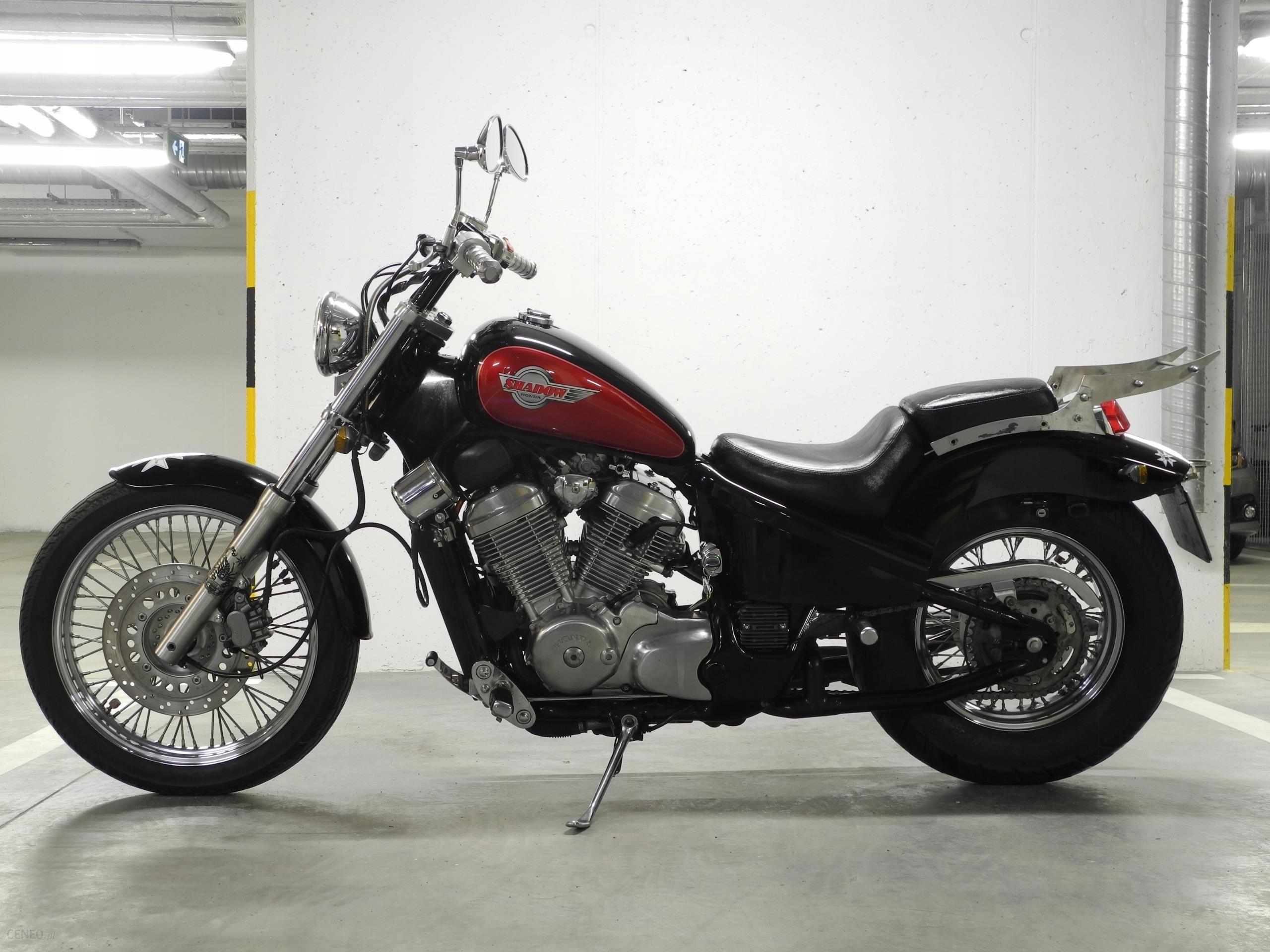Chopper Turystyk Motocykl Honda Shadow 600 Opinie I Ceny Na Ceneo Pl