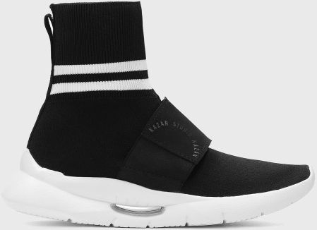 075dce3fe90b4 Sneakersy CALVIN KLEIN - Quan Stretch Knit E4450 Black/White - Ceny ...