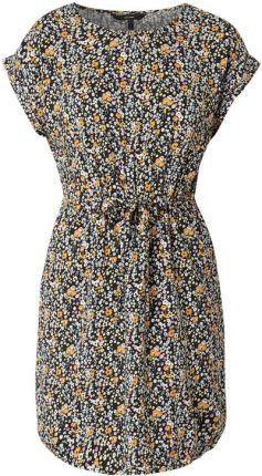 8fb2a6677e Sukienka z wiskozy z tunelem Vero Moda ...