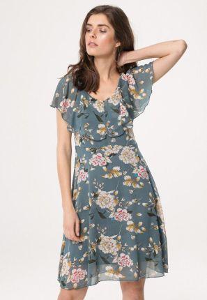 120c13650e Niebieskie Sukienki Rozkloszowane - oferty 2019 - Ceneo.pl