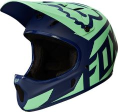 Fox Rampage Race Navy Light Blue  - zdjęcie 1