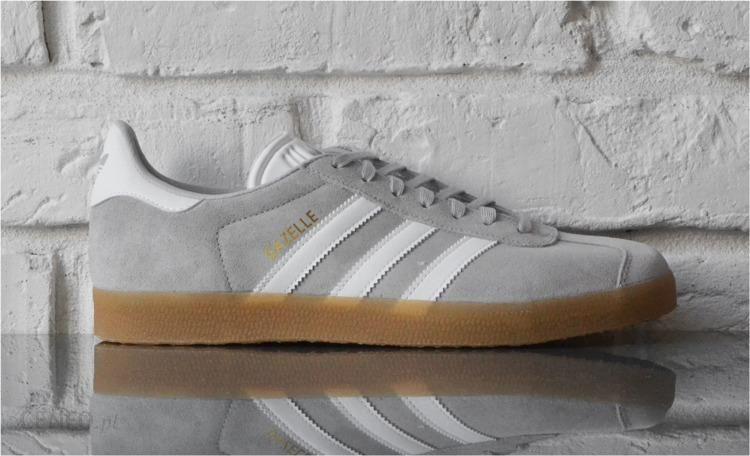 Buty adidas sportowe GAZELLE DA8873 Szary