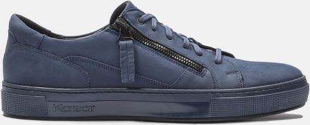 a06886c46cef3 Sneakersy KAZAR - Jens 31645-03-19 Granat - Ceny i opinie - Ceneo.pl