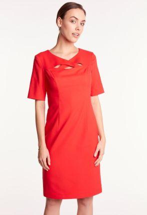 4f2f012b12 Czerwone sukienki - Promocje wiosna 2019 - Ceneo.pl