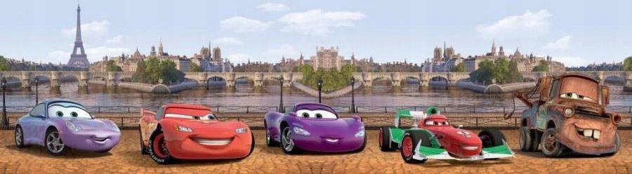Pasek Dekoracyjny Bord Cars In London 10cm Auta Samochody Ceny I Opinie Ceneopl