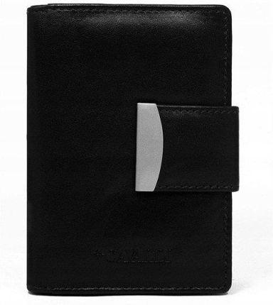 779775e36942d Podobne produkty do Czarny damski portfel skórzany Peterson PL 447-2-2-1