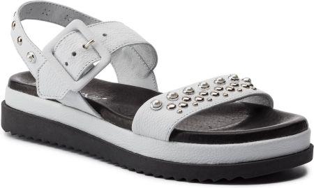 Sandały SCHOLL Kaory Sandal F27033 1006 350 BlackSilver