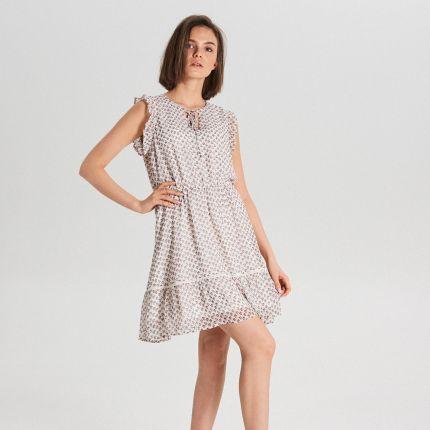 53135ff932 Sukienki w kwiaty - modne i stylowe - Ceneo.pl